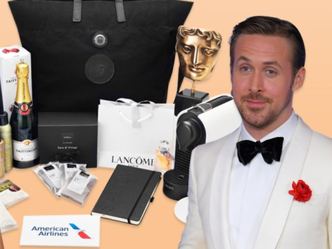 These are all the luxury items 2017 BAFTA nominees will take home in gift bags