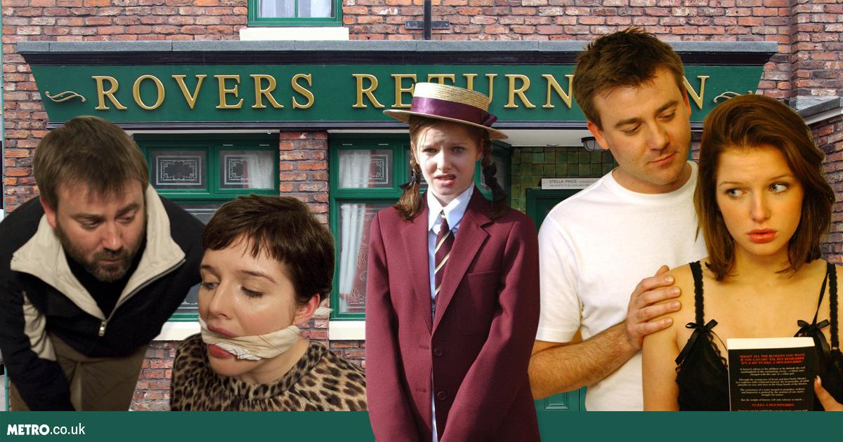 As Helen Flanagan returns to Coronation Street: Rosie Webster's 5 most memorable storylines