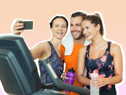 Here's why we need to stop lambasting people for taking gym selfies