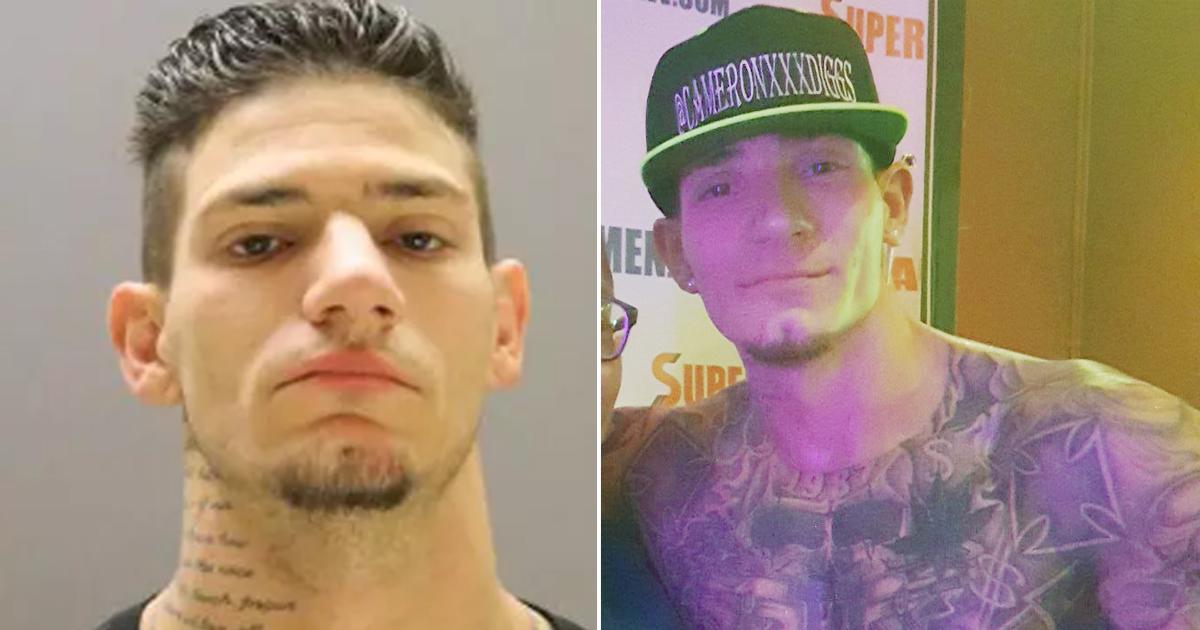 Porn star known for Nazi tattoos arrested in meth raid