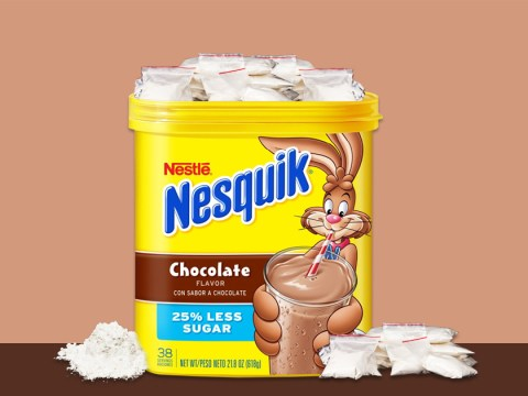 Man finds £11,000 worth of cocaine stashed inside his Nesquik