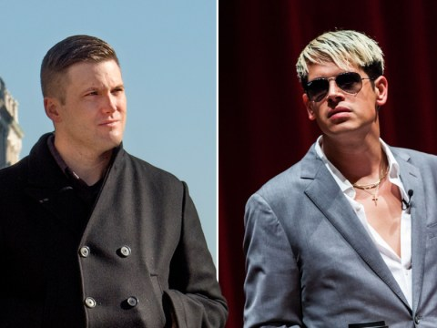 Punched neo-Nazi Richard Spencer turns his back on pro-paedophile Milo Yiannopoulos