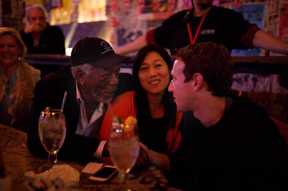 Mark Zuckerberg's team 'asked restaurant staff not to speak to him or take photos'