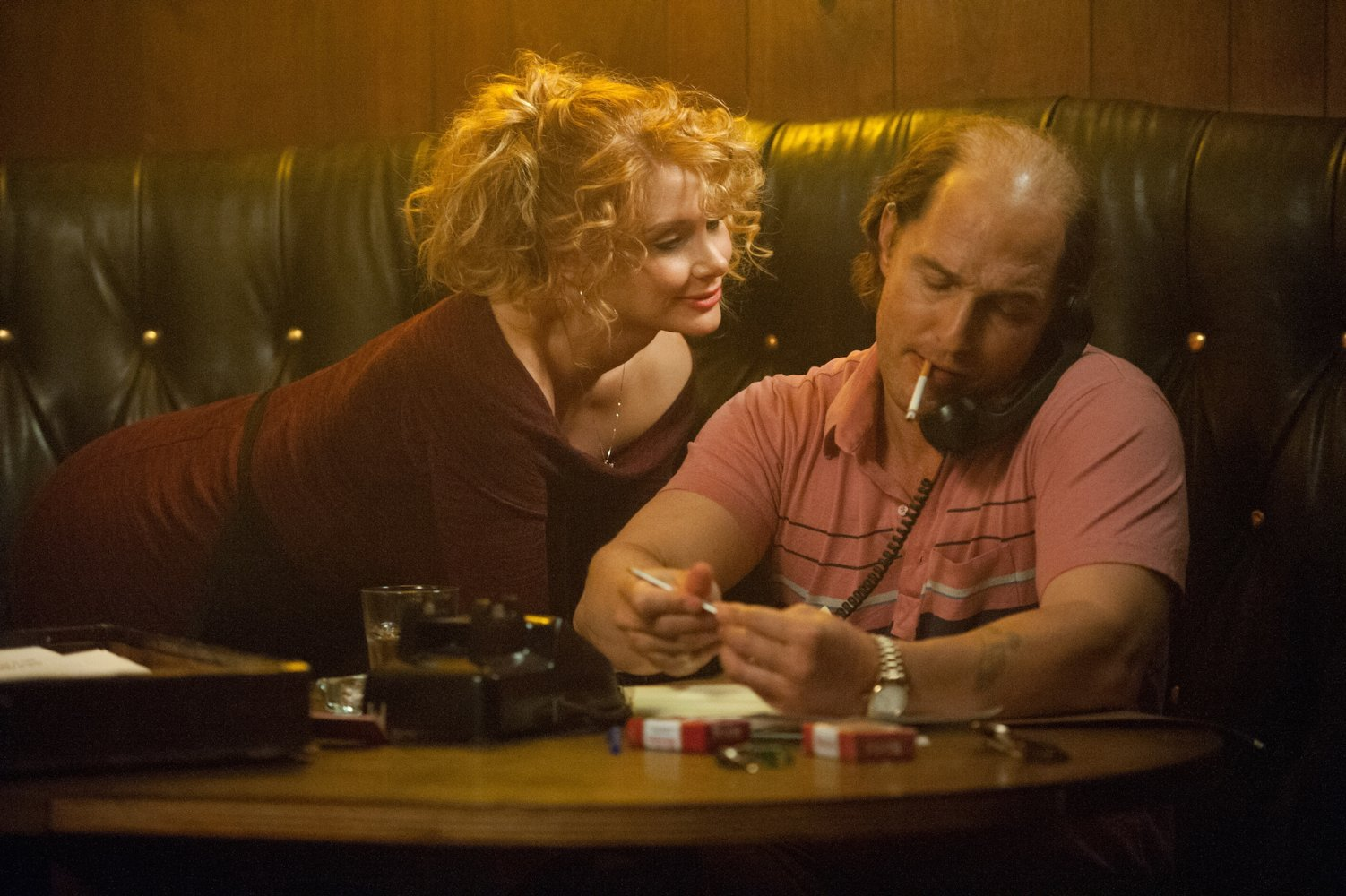 Bryce Dallas Howard glad Matthew McConaughey was heavier and balding in new movie – as it made her more confident