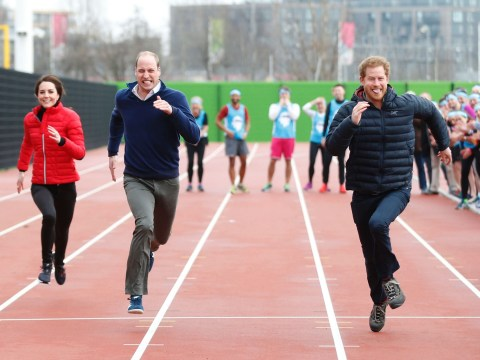 Kate Middleton gets extremely competitive in race with William and Harry