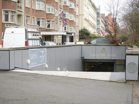 Garage in central London sells for £20,000,000