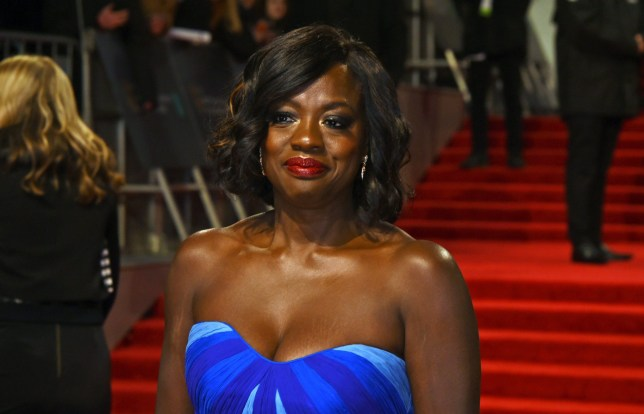 LONDON, ENGLAND - FEBRUARY 12: Viola Davis attends the 70th EE British Academy Film Awards (BAFTA) at Royal Albert Hall on February 12, 2017 in London, England. (Photo by David M. Benett/Dave Benett/Getty Images)