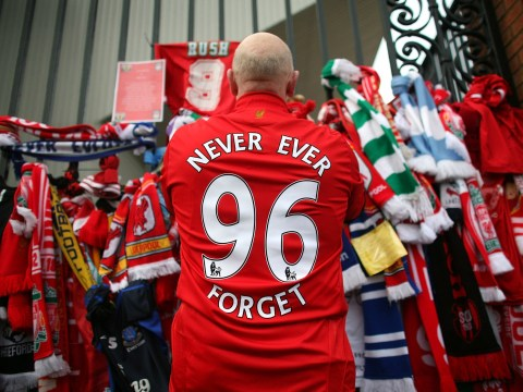 Poignant tributes to the 96 on the Hillsborough anniversary