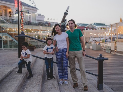 This family are adventuring all around the world for free