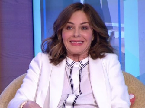 Trinny Woodall follows up outrageous This Morning behaviour with accidental boob flash
