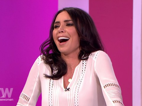 Christine Bleakley admits there was 'almost a divorce' the night before her wedding