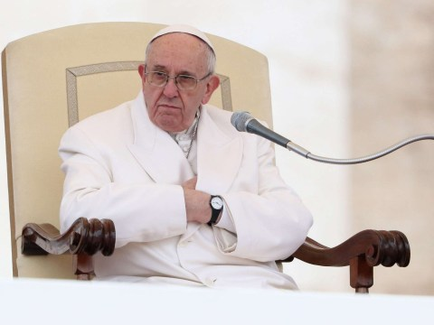 Pope suggests 'it's better to be an atheist than a hypocritical catholic'