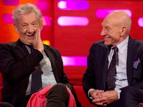 Sir Ian McKellen reckons it's time Sir Patrick Stewart's X-Men character was killed off