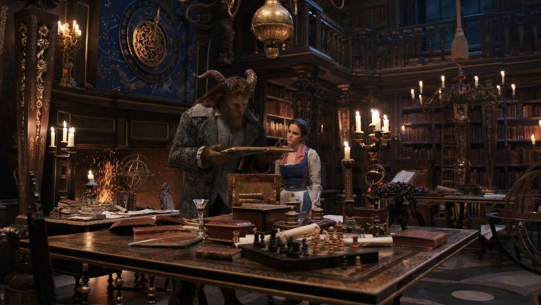 Beauty And The Beast cast talk Disney, dancing and THAT dress