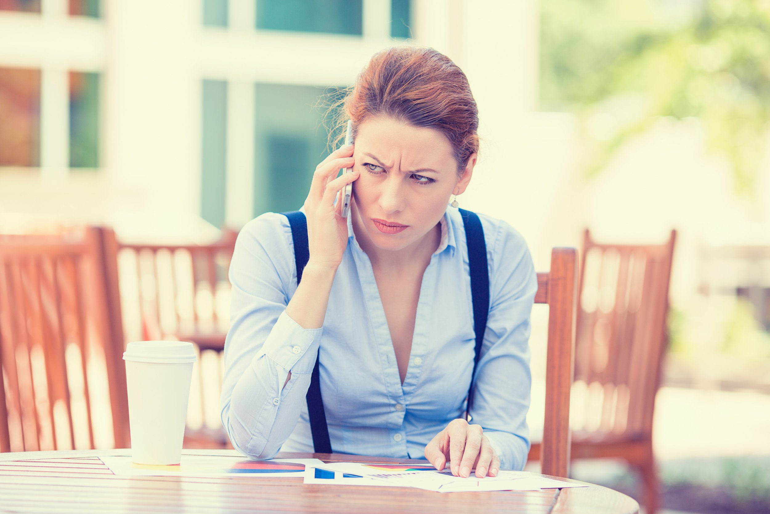 'Can you hear me' phone scam (Shutterstock)