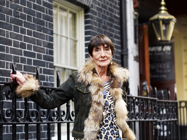 Television Programme: Who Do You Think You Are with June Brown June Brown for BBC's Who do you think you are