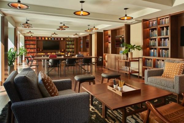 Arlo Hudson Square Hotel, New York (Picture: Arlo Hotels)