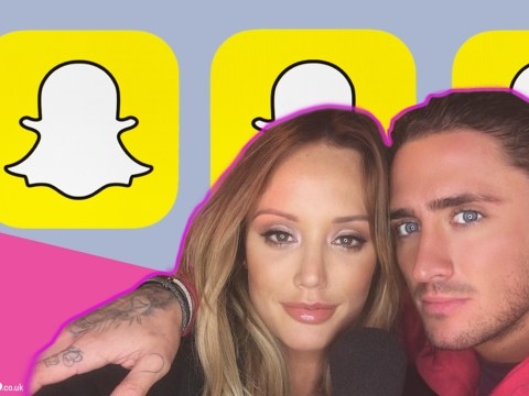 Stephen Bear announces that he has seen Charlotte Crosby's private parts on Snapchat