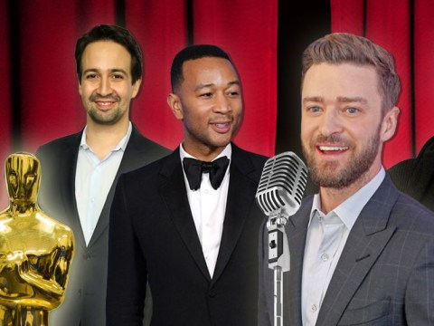 Academy Awards line up Justin Timberlake and John Legend for this year's performances