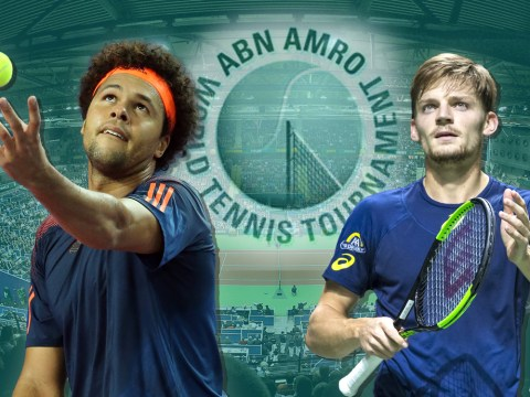 ATP Rotterdam Open final preview: David Goffin v Jo-Wilfried Tsonga