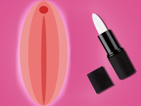 Someone's making a 'feminine lipstick' that glues your labia shut to seal in your period