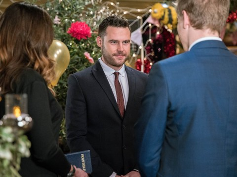Emmerdale star Danny Miller wants awards glory for Ryan Hawley as he thanks fans for Aaron and Robert support