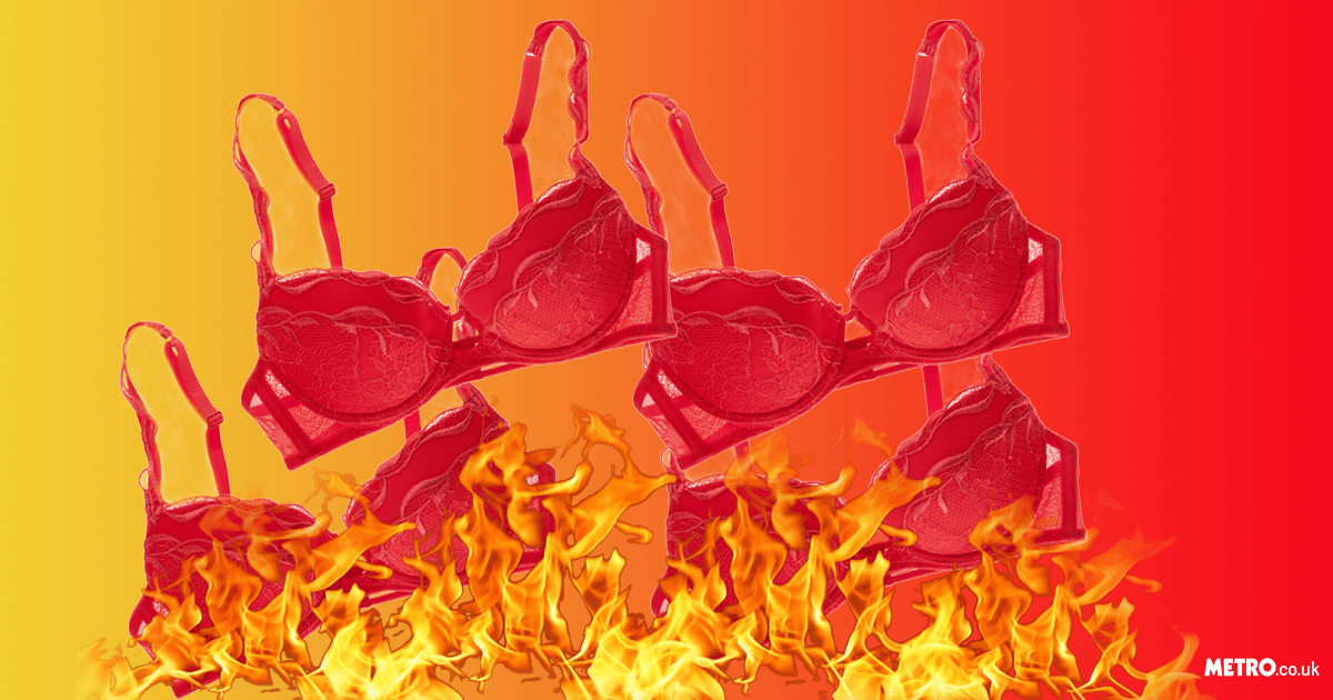 Goop reckons you should burn your bras to get rid of the spirits of your exes