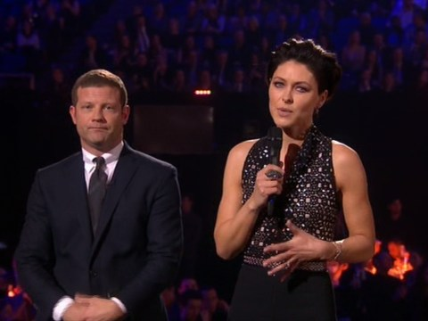 Emma Willis and Dermot O'Leary admit they wish Michael Buble was hosting the Brits 2017