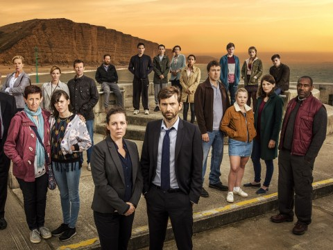 Broadchurch dominates the drama gongs as TV Choice Awards winners are revealed