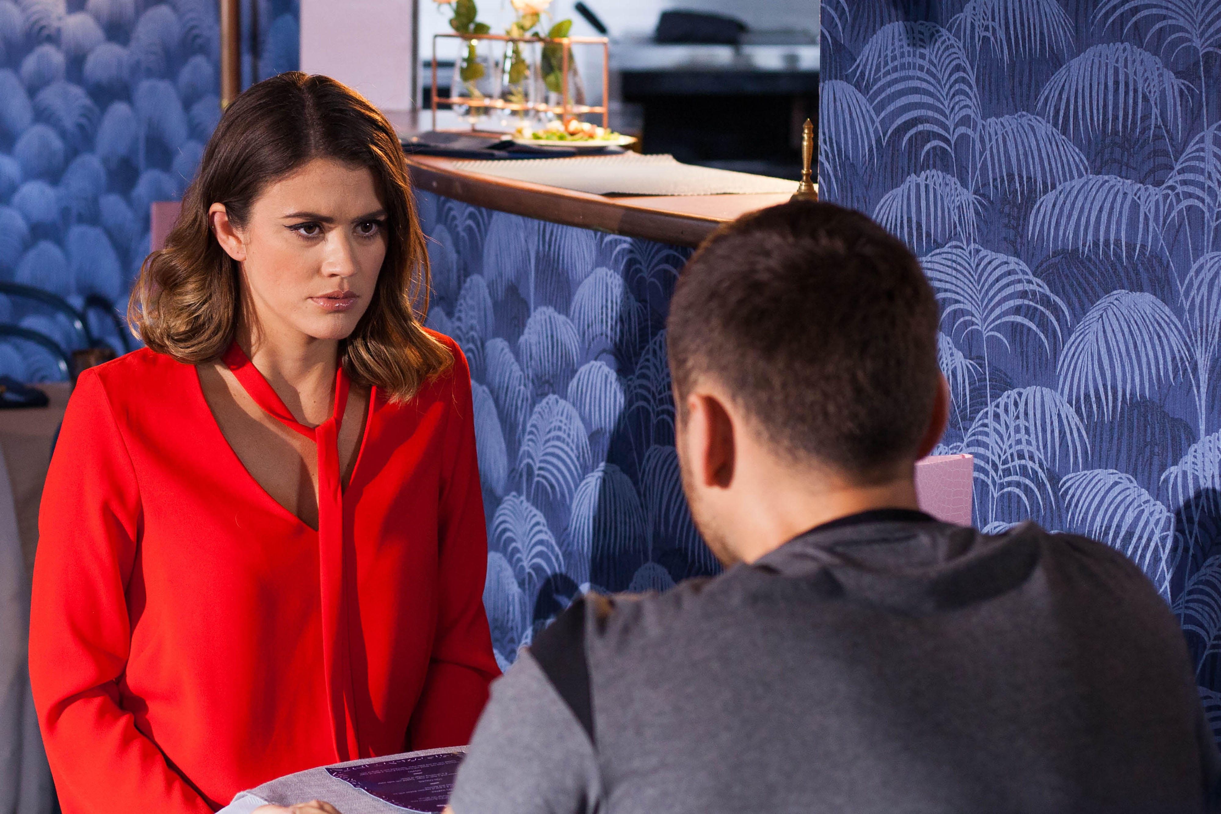 FREDDIE QUESTIONS WHAT'S WRONG WITH ELLIE EMBARGOED 7 MARCH