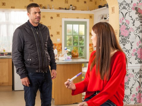 Hollyoaks spoilers: Is Sienna Blake pregnant with Warren Fox's baby?