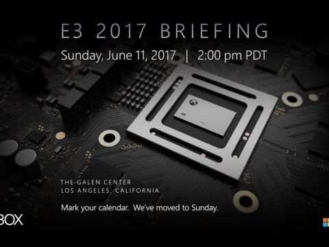 Microsoft E3 2017 Briefing will be a day early