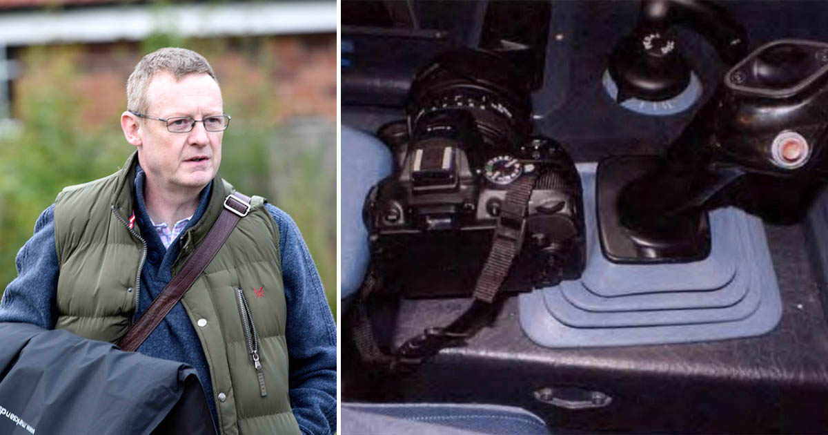 RAF pilot saved 187 lives on nosediving plane by crawling along ceiling
