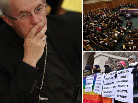 Church of England could change its stance on homosexuality
