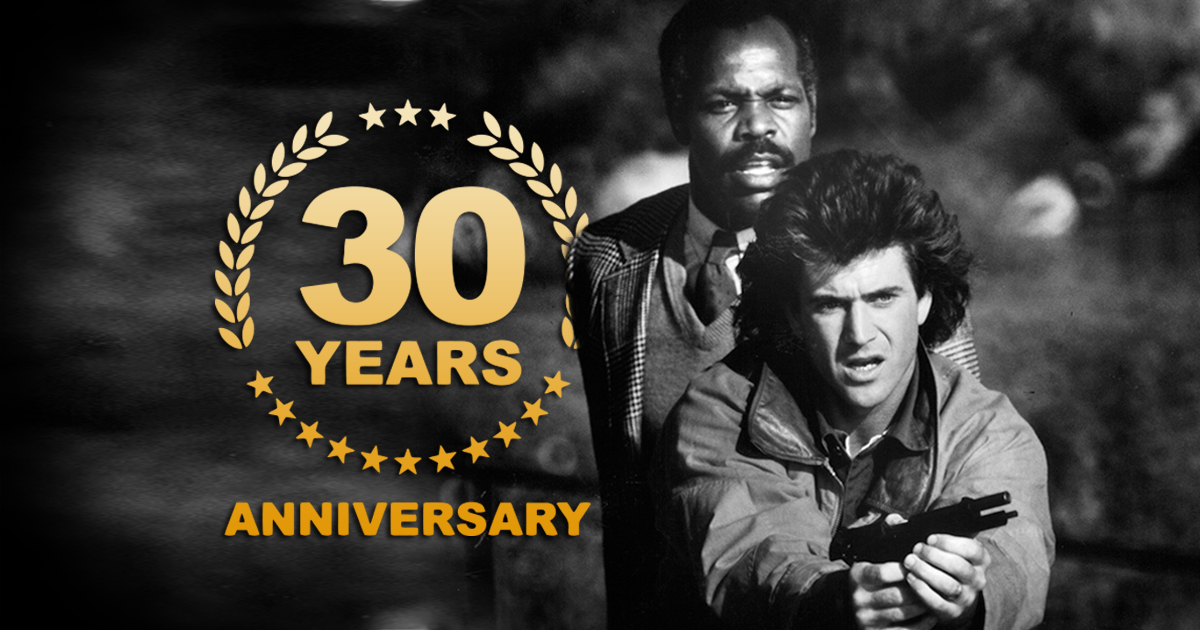 Lethal Weapon at 30: 11 reasons why it's the best cop film of all time