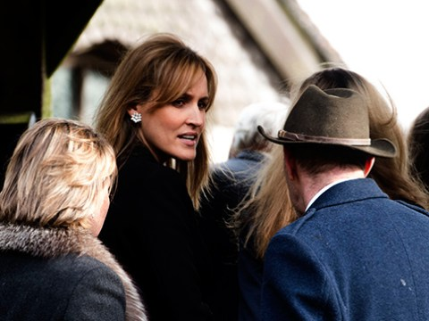Tara Palmer-Tomkinson's Hampshire funeral attended by loved ones including ex Duncan James from Blue