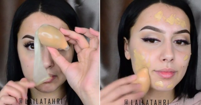 Here's Why Beauty Vloggers Are Putting Condoms On Their Beauty Blenders