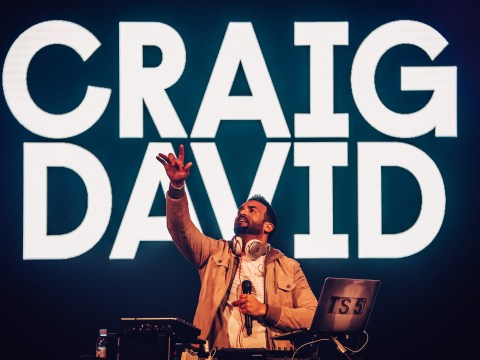Craig David's gig for War Child and Brits Week made our teen selves very happy