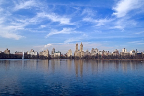 Central Park (Picture: Chloe Gunning)