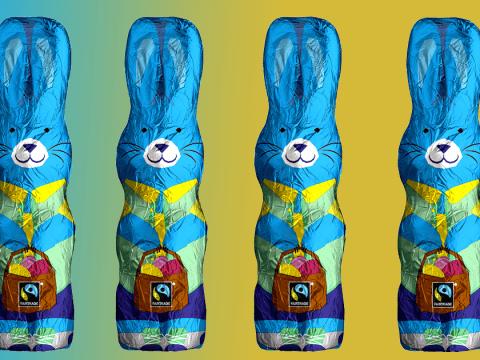 Easter 2017: accidentally vegan Easter eggs