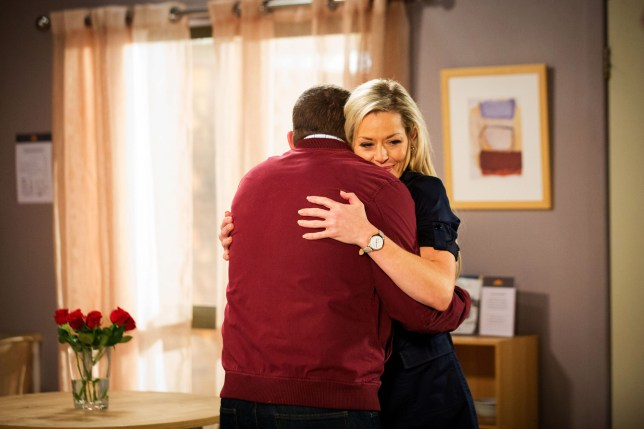 Could Toadie fall back in love with Dee?