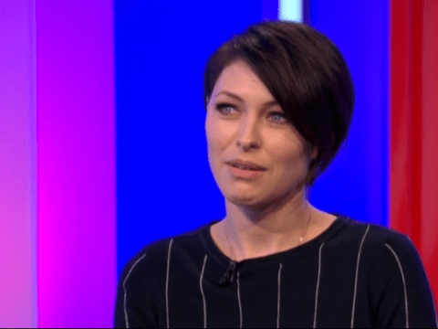 One Show host Angela Scanlon angers viewers as she 'rudely' interrupts Emma Willis mid story