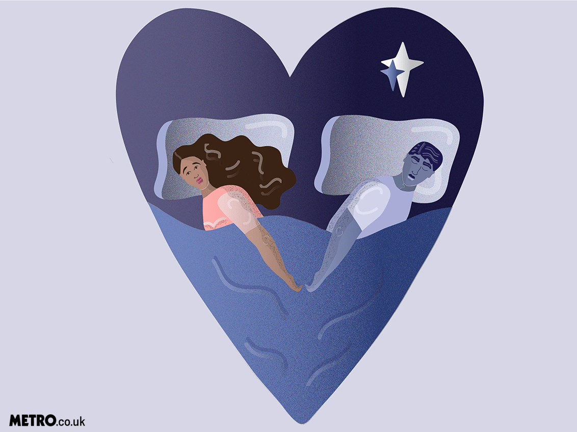 How mental health issues are preventing couples from having sex