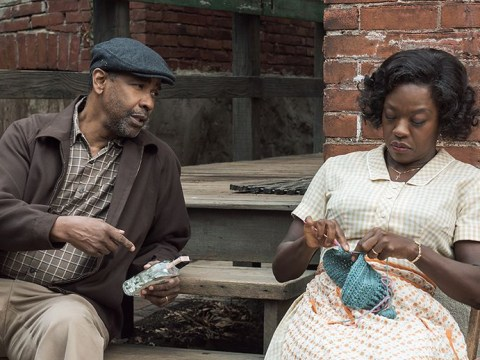 The Oscars are wrong if they don't use this highlight clip for Viola Davis in Fences