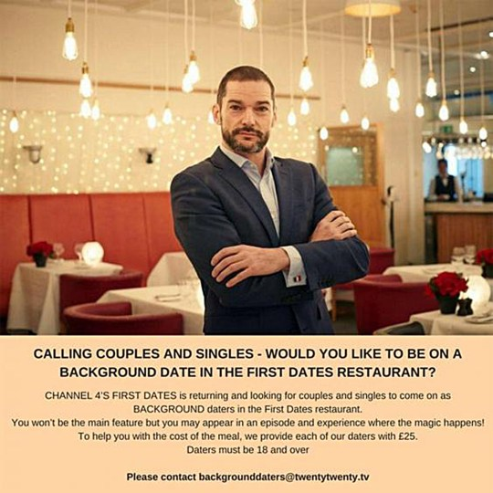 First Date Restaurant