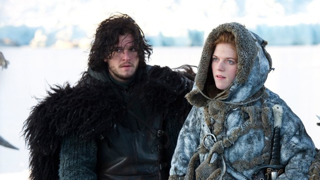 There's the north, and then there's THE NORTH (Picture: HBO)