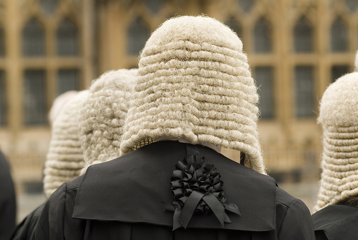 Wigs are so last Parliament: Whitehall officials to ditch head gear
