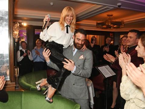 Who is Joshua Sasse? British father who broke Kylie Minogue's heart