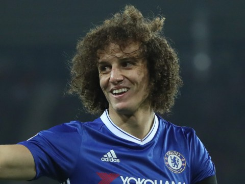 Antonio Conte hails Chelsea 'warrior' David Luiz for playing through the pain