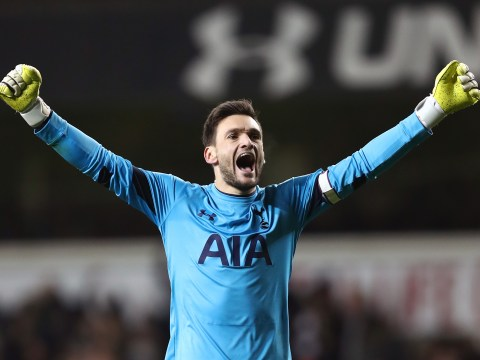 Tottenham's Hugo Lloris beats Chelsea's Thibaut Courtois to London goalkeeper of the year